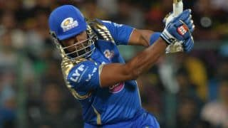 Mumbai Indians (MI) vs Kings XI Punjab (KXIP), Live Cricket Score Updates & Ball by Ball commentary, IPL 2016: Match 43 at Visakhapatnam