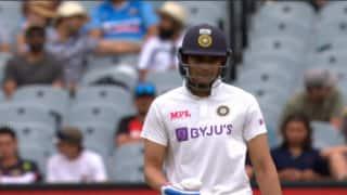 गाबा टेस्ट: शुबमन गिल के अर्धशतक की मदद से जीत से 245 रन दूर है भारत