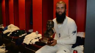 Nasser Hussain: England blessed to have Moeen Ali