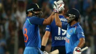 Kedar Jadhav: Batting alongside Virat Kohli was a benefit