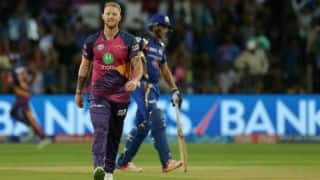 IPL 2017: Ben Stokes awarded with the Most Valuable Player in IPL 10
