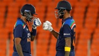 4th T20I in Pictures: Suryakumar, Bowlers Star as India Beat England to Level Series 2-2