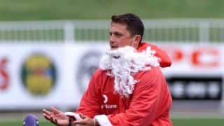 Cricketers celebrating Christmas: In photos