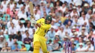 Ashton Agar priming for lower-order hitting role  for Australia