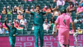2nd T20I: Pakistan opt to bowl against South Africa, Shaheen Afridi returns