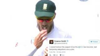Cricket fraternity reacts after Faf du Plessis charged for ball tampering