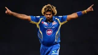 Mumbai Indians (MI) vs Kolkata Knight Riders (KKR), IPL 2014: Malinga dismisses Gambhir for a duck