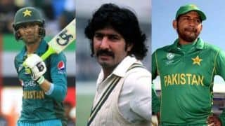 Sarfraz Nawaz criticises PCB as Shoaib Malik named stand-in skipper