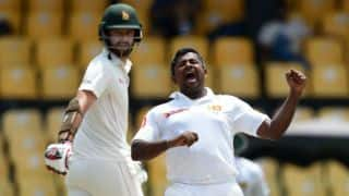 Wickets galore as spinners take 7 before lunch of Day 3 of SL vs ZIM, Colombo Test