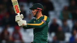 Alex Hales hits 6 sixes in 6 balls in Natwest T20