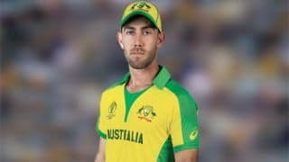 Australia unveil 2019 World Cup jersey