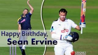 Sean Ervine: 17 interesting things to know about the Zimbabwean