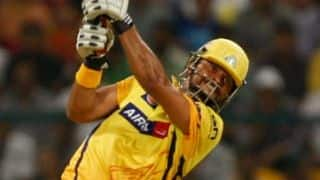 Suresh Raina, David Hussey guide Chennai Super Kings against Royal Challengers Bangalore in IPL 2014