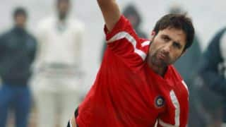 Rasool bags maiden ODI wicket, Anamul out for 44
