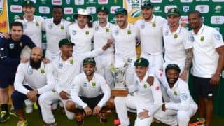 South Africa announce 16-member Test squad for Australian tour; Morne Morkel included