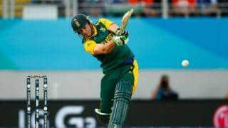 AB de Villiers' rapid 64 helps South Africa beat New Zealand by 62 runs in 3rd ODI; Seal series 2-1