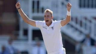 Stuart Broad puts England on top against India on Day 3 of 3rd Test at Southampton