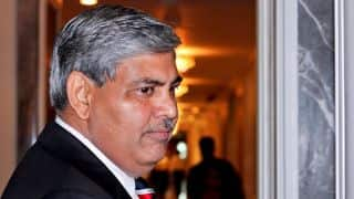 Shashank Manohar blames Lodha Committee recommendations for reasons to resign as BCCI president