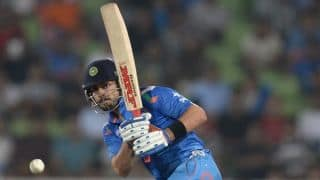 India vs Sri Lanka ICC World T20 2014 final: Virat Kohli completes 8th T20I half-century