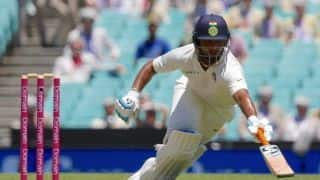 Rishabh Pant surpasses MS Dhoni to record highest Test score by Indian wicket-keeper in overseas