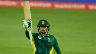 South Africa vs Australia, 2nd ODI: Hosts likely XI