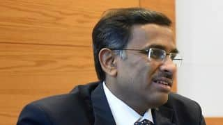 Vikram Limaye's impending departure from CoA a big loss, says Diana Edulji
