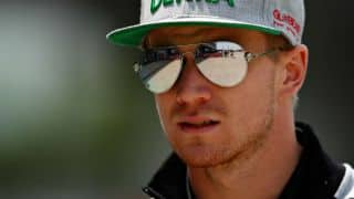 Nico Hulkenburg emerges fastest driver for Force India on Day Three