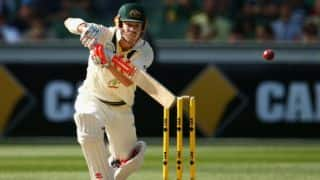 Ashes 2013-14, 4th Test, Day 3: Australia enter stumps needing 201 runs to win