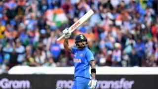 Cricket World Cup 2019: Virat Kohli fastest to 11,000 ODI runs