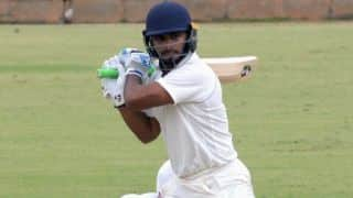 Rishabh pant hits half century against England Lions