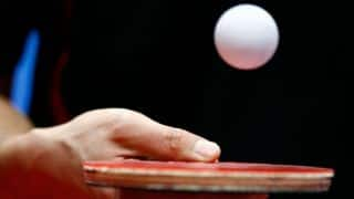 World Table Tennis Team Championship 2016: Indian paddlers climb up in rankings