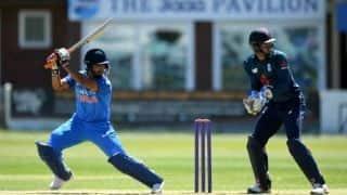 विजय शंकर को नंबर-4 को ध्यान में रखकर ही चुना गया है: प्रसाद