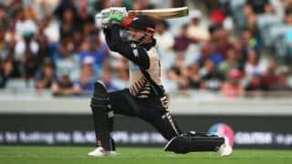 Bangladesh vs New Zealand, T20 World Cup 2016, Match 28 at Kolkata: New Zealand lose Munro and Anderson in succession