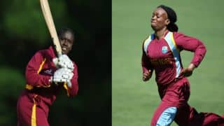 ICC WWC 2017: WI name Kycia Knight, Subrina Munroe as replacements