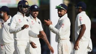 India vs Sri Lanka 2015, 2nd Test at Colombo: India practice slip fielding