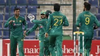 Upul Tharanga's heroic ton goes in vein as Pakistan beat Sri Lanka by 32 runs