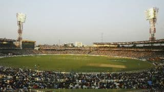 ICC World T20 2016: Eden Gardens ropes in high tech drainage system