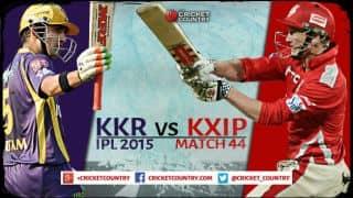 Kolkata Knight Riders vs Kings XI Punjab, IPL 2015, Match 44 at Kolkata, Preview: KKR look to inch closer to qualifier