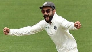 India won't be satisfied with just one win: Virat Kohli