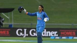Smriti Mandhana becomes 2nd woman cricketer to score hundreds in SENA nations after England's Claire Taylor