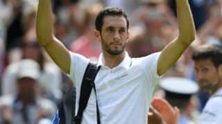 Tennis pro launches 'Wimble-bum' shorts
