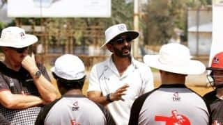Vikram Rathour favorite to be India's next batting coach