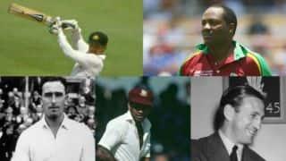 Playing for weaker sides don't always handicap batsmen