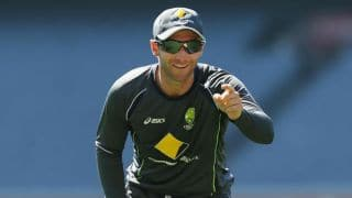 Phil Hughes's interview ahead of 1st Test