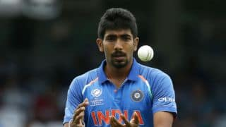 Watch Jasprit Bumrah take blinder to dismiss Steven Smith in 1st India-Australia ODI