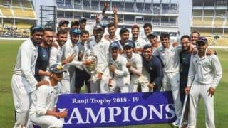 BCCI organised record 2024 matches during 2018-19 domestic season