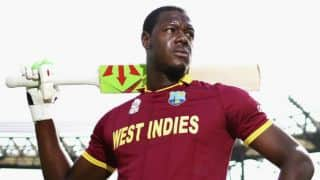 IND vs WI, 2nd T20I 2016: Brathwaite dismissed for 18 by Mishra