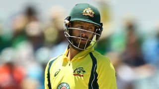 Matthew Wade fined for dissent in BBL final