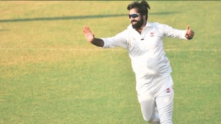 Ranji Trophy 2018-19: Parvez Rasool becomes fourth Indian to eight wickets in an innings and a century