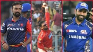 IPL 2019: Bowlers who took hat-trick in Indian Premier League so far